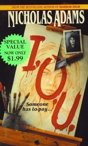 book cover of I.O.U.