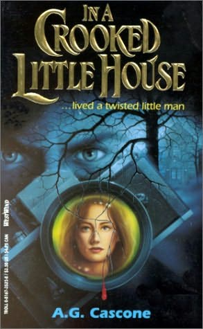 book cover of In a Crooked Little House
