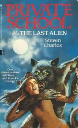 book cover of The Last Alien