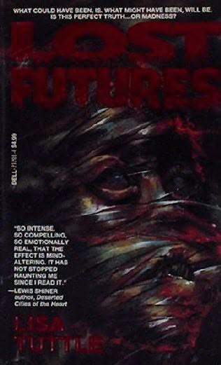 book cover of Lost Futures