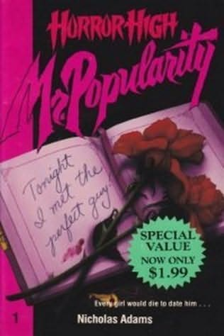 book cover of Mr. Popularity