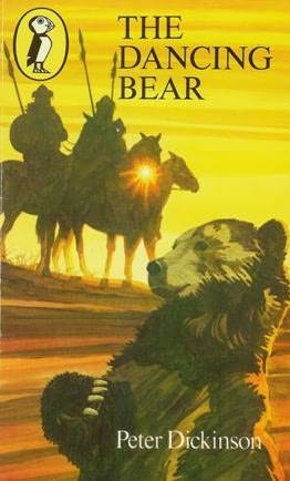 book cover of The Dancing Bear