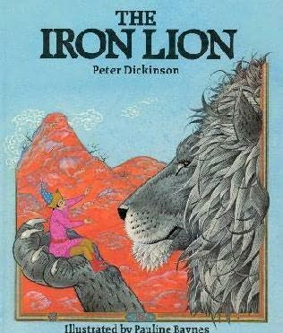 book cover of The Iron Lion