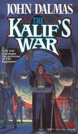 book cover of The Kalif\'s War