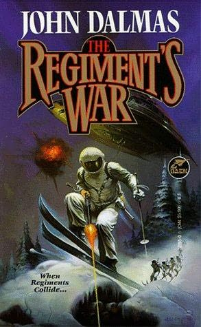 book cover of The Regiment\'s War