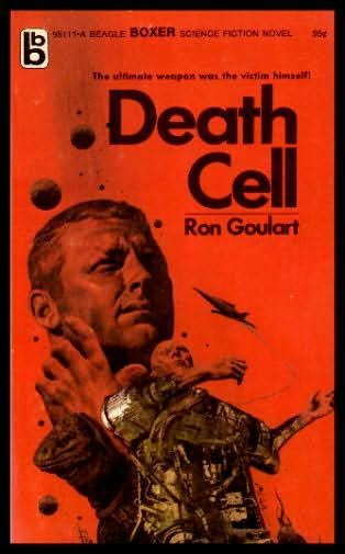 book cover of Death Cell