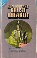 book cover of Ghost Breaker