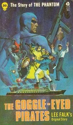 book cover of The Goggle-Eyed Pirates