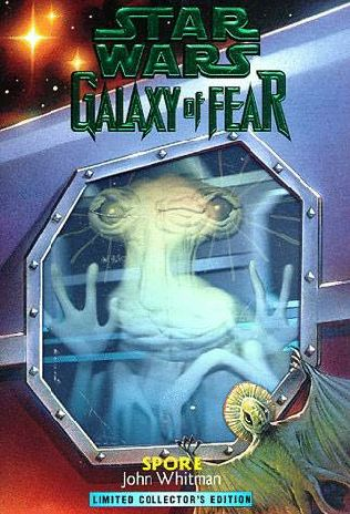 Star Wars Galaxy of Fear Book Set 1-12, Some Are Collectors Edition Hologram