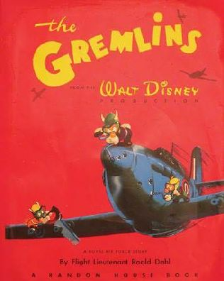 book cover of The Gremlins