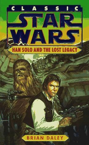 book cover of Han Solo and the Lost Legacy