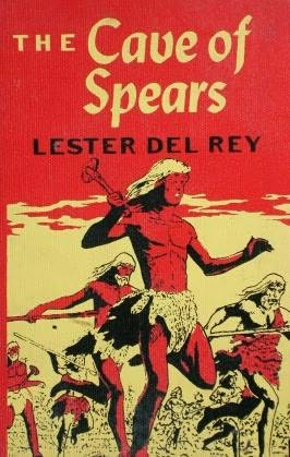 book cover of The Cave of Spears