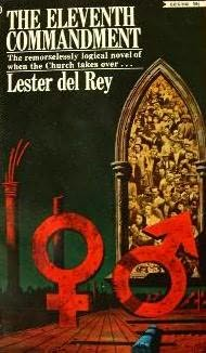 book cover of The Eleventh Commandment