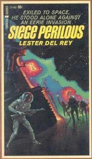 book cover of Siege Perilous