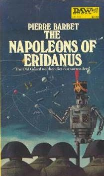 book cover of The Napoleons of Eridanus