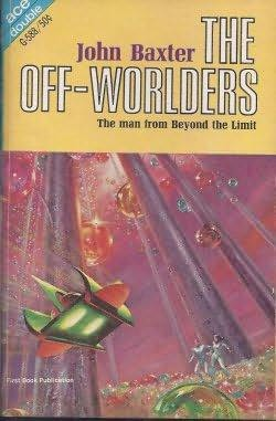 book cover of The Off-Worlders
