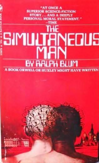 book cover of The Simultaneous Man
