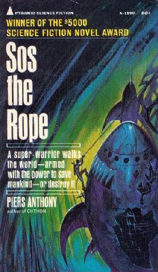 book cover of Sos the Rope