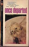 book cover of Once Departed