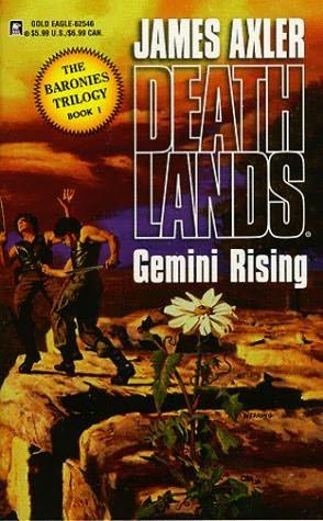 book cover of Gemini Rising