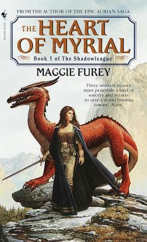 book cover of The Heart of Myrial