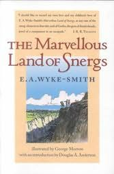 book cover of The Marvelous Land of Snergs