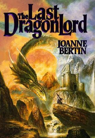 book cover of The Last Dragonlord