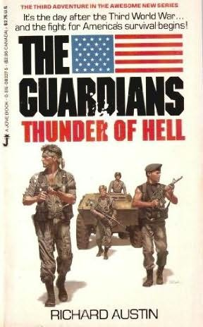 book cover of Thunder of Hell