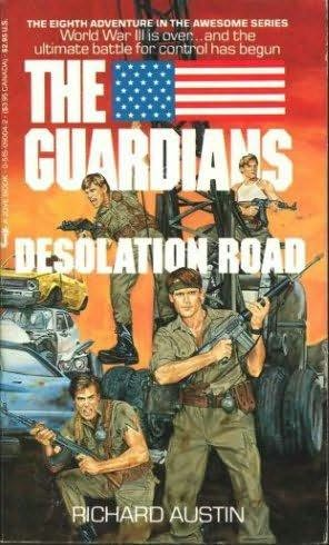 book cover of Desolation Road