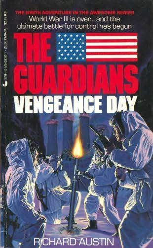 book cover of Vengeance Day