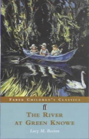 book cover of The River at Green Knowe