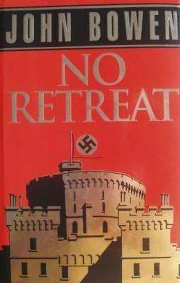 book cover of No Retreat