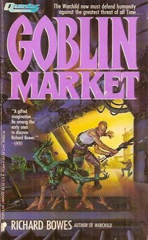 book cover of Goblin Market