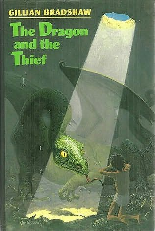 book cover of The Dragon and the Thief