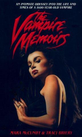 book cover of The Vampire Memoirs