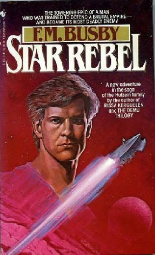 book cover of The Star Rebel
