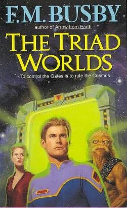 book cover of The Triad Worlds