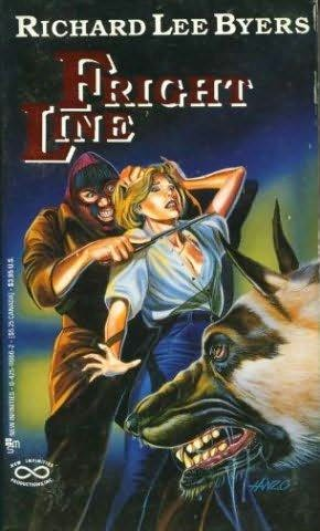 book cover of Fright Line