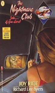 book cover of Joy Ride