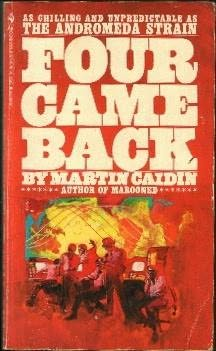 book cover of Four Came Back