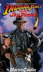 book cover of Indiana Jones and the Sky Pirates
