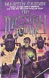 book cover of The Messiah Stone