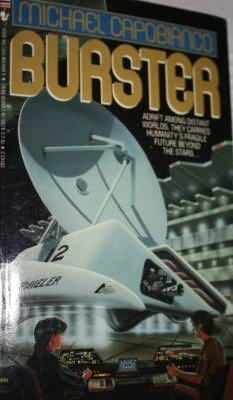 book cover of Burster