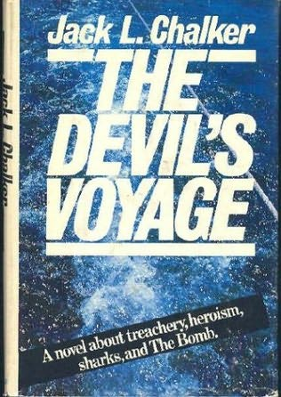 book cover of The Devil\'s Voyage