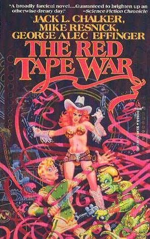 book cover of The Red Tape War