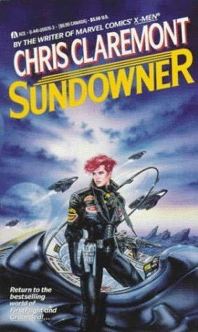 book cover of Sundowner