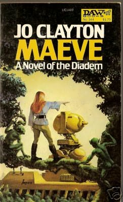 book cover of Maeve