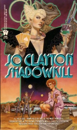 book cover of Shadowkill