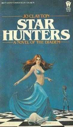 book cover of Star Hunters