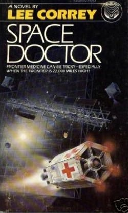 book cover of Space Doctor